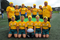 150914 Kids Rugby - Rippa World Cup Team Photos