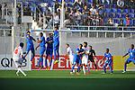 Lokomotiv vs Al Hilal during the 2015 AFC Champions League Group C match on April 01, 2015 at the Lokomotiv Stadium in Tashkent, Uzbekistan. Photo by Anvar Ilyasov / World Sport Group