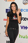 Angie Harmon arriving at Hollywood Stars  Align For Stand Up To Cancer held at The Dolby Theatre Los Angeles, CA. September 5, 2014.