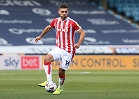 Tommy Smith of Stoke City in action during Millwall vs Stoke City, Sky Bet EFL Championship Football at The Den on 12th September 2020