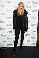Daisy Robins arriving for the Natural History Museum Ice Rink launch party 2017, London, UK. <br /> 25 October  2017<br /> Picture: Steve Vas/Featureflash/SilverHub 0208 004 5359 sales@silverhubmedia.com