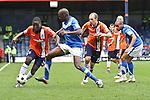 Luton Town FC v York City FC, Saturday 17th March 2012 at Kenilworth Road, FA Trophy Semi Fina Second Leg
