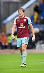 Burnley's James Tarkowski during the premier league match at the Turf Moor Stadium, Burnley. Picture date 10th September 2017. Picture credit should read: Paul Burrows/Sportimage
