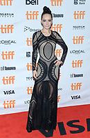 10 September 2017 - Toronto, Ontario Canada - Ksenia Solo. 2017 Toronto International Film Festival - &quot;mother!&quot; Premiere held at TIFF Bell Lightbox. <br /> CAP/ADM/BPC<br /> &copy;BPC/ADM/Capital Pictures