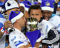Millonarios Campeón Liga Postobón 2012 II / Champion Postobon League 2012 II