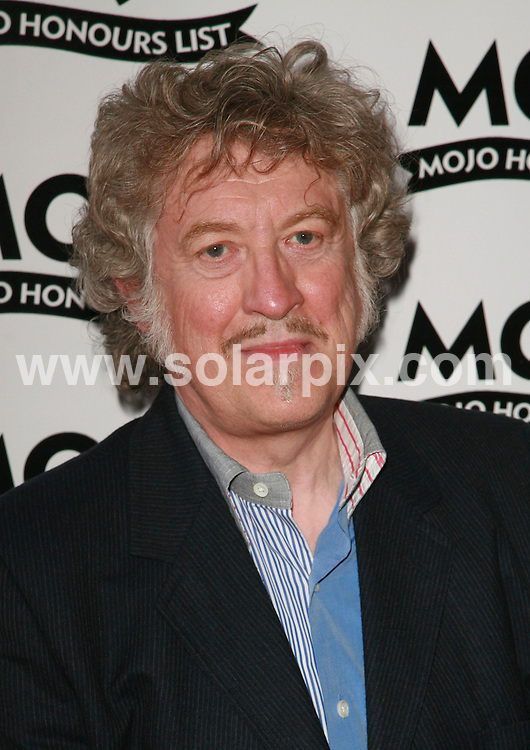**ALL ROUND PICTURES FROM SOLARPIX.COM**.Mojo Music Awards Honours List 2007 at the Brewery, London..This pic: Noddy Holder..JOB REF:  4094  GMT   DATE: 18.06.07.**MUST CREDIT SOLARPIX.COM OR DOUBLE FEE WILL BE CHARGED* *UNDER NO CIRCUMSTANCES IS THIS IMAGE TO BE REPRODUCED FOR ANY ONLINE EDITION WITHOUT PRIOR PERMISSION*