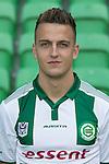 Nick Bakker of FC Groningen,