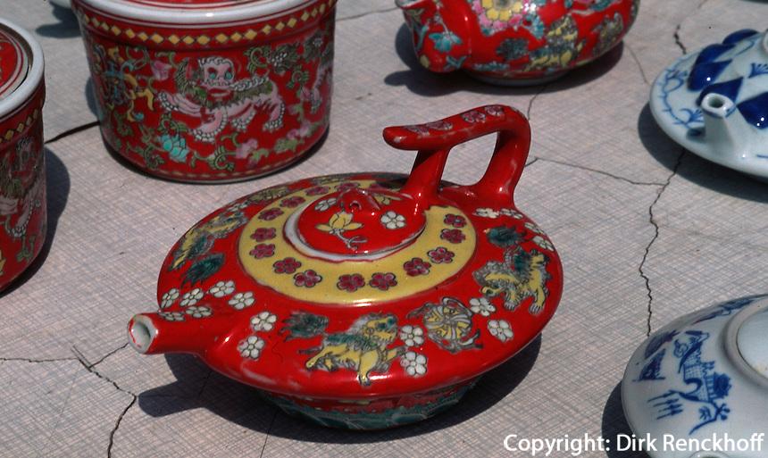 China, Peking, Antiquitätenmarkt beim Himmelstempel