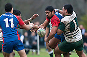100619 Counties Manukau Club Rugby - Manurewa vs Ardmore Marist