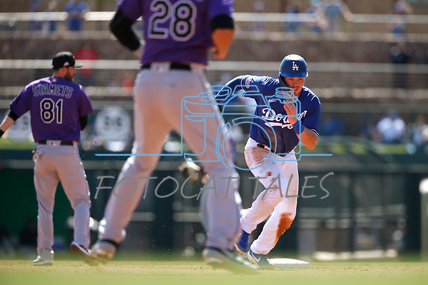 Rockies @ Dodgers 030720