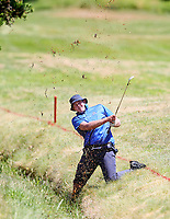 Shaun Campbell of Bay of Plenty. Day One of the Toro Interprovincial Men's Championship, Mangawhai Golf Club, Mangawhai,  New Zealand. Tuesday 5 December 2017. Photo: Simon Watts/www.bwmedia.co.nz