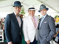 March 6, 2012; Houston, TX -- Hats in the Park Luncheon at Hermann Park