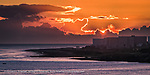 Havana harbor farewell sunrise