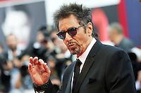 Al Pacino <br /> Venezia 30/08/2014. Palazzo Del Cinama, Mostra Internazionale d'arte del Cinema di Venezia 2014. Venice Film Festival 2014<br /> Photo Mark Cape/Insidefoto