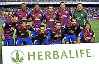 Valencia CF vs FC Barcelona 2011/2012