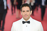 Eli Roth attends the 41st Deauville American Film Festival Opening Ceremony on September 4, 2015 in Deauville, France.