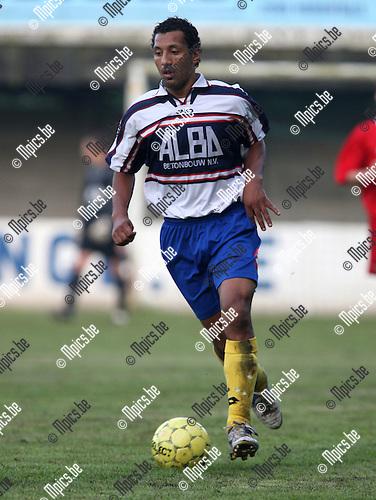2007-07-20 / Voetbal / FC De Kempen / Fethi Barka