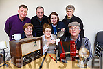 Alll set for the Glenflesk Rambling House which will be held in the Community hall on Saturday18th November front row l-r: Martina Dineen, Ann and Neily Moynihan Back row: Kieran O'Callaghan, Padraig Dineen, Nora and Dan O'Sullivan,