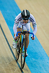 Leung Chung Pak of the X SPEED competes in Men Junior - Omnium II Tempo Race during the Hong Kong Track Cycling National Championship 2017 on 25 March 2017 at Hong Kong Velodrome, in Hong Kong, China. Photo by Marcio Rodrigo Machado / Power Sport Images