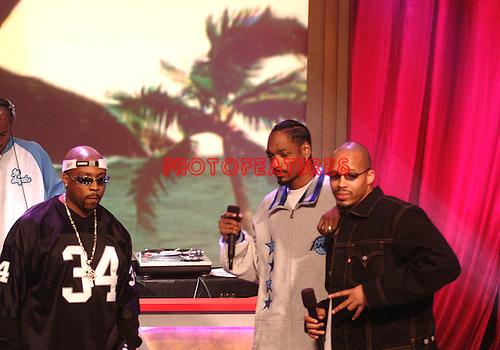 Snoop Dogg at BET's 106 &