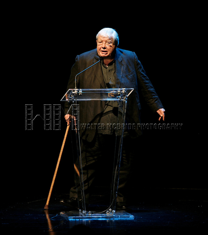 Richard Griffiths  ( winner  ).attending The 62nd Annual Theatre World Awards at Studio 54 in New York City..June 6, 2006..