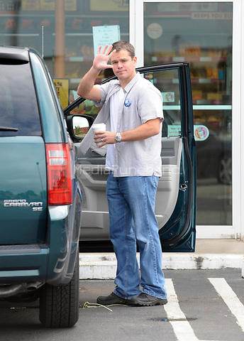 MIAMI BEACH, FL - DECEMBER 22: (EXCLUSIVE COVERAGE)  Matt Damon has taken another swipe at Barack Obama and dismissed him as a 'one term President.' In his most ferocious attack to date, the Hollywood star vented his anger at the President's failure to bring about change in America. He said: 'I've talked to a lot of people who worked for Obama at the grassroots level. One of them said to me, &quot;Never again. I will never be fooled again by a politician&quot;.'  'You know, a one-term president with some balls who actually got stuff done would have been, in the long run of the country, much better.'  His latest attack was made in an interview for Elle magazine to promote his new film We Bought a Zoo.  Damon, 41,was one of the biggest Hollywood stars to stump for Obama during his 2008 election campaign. He attended fund raising events and was vocal in his support for the Democrat who was elected on a mandate of 'change' and 'hope'. But over the last year the Bourne Identity star has changed his opinion - and been more than happy to publicise his disenchantment.  <br /> <br /> In March, he criticized Obama's education policy,saying 'I really think he misinterpreted his mandate.   'A friend of mine said to me the other day, I thought it was a great line, &quot;I no longer hope for audacity.&quot; He's doubled down on a lot of things.'  President Obama even mentioned Damon's change of heart during this year's White House Correspondent's Ball. He said: 'I've even let down my key core constituency: movie stars. Just the other day, Matt Damon - I love Matt Damon, love the guy - Matt Damon said he was disappointed in my performance. Well, Matt, I just saw The Adjustment Bureau, so - right back at-cha, buddy.2008 in Miami Beach, Florida<br /> <br /> <br /> People:  Matt Damon<br /> <br /> Transmission Ref:  FLXX<br /> <br /> Hoo-Me.com / MediaPunch