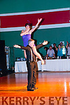 Strictly Come Dancing : Martina Farrell & John Hennessy, winners of the popular vote in  the Strictly Come Dancing fund raising event  in aid of Beale GAA club held in the Ballybunion Community Centre on Sunday night 27th December.
