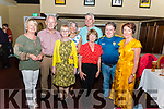 Ceili for Gav with singer and accordionist Seamus Begley, performs with family and friends at a charity ceili in aid of his nephew Gavin Ralston. Pictured l-r Siobhan horn from Cork, Pat O'Brien from Killarney, Patricia Whelan from Millsteet, Marsae Folkes from Cork, Sean hogan from Cork, Pauline O'Halloran from Killarney, john Dineen from Killarney and Ann Mangan from Killarney.