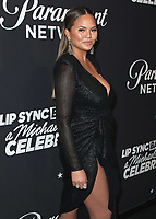 HOLLYWOOD, CA - JANUARY 18:  Chrissy Teigen at Lip Sync Battle Live: A Michael Jackson Celebration at the Dolby Theatre on January 18, 2018 in Hollywood, California. (Photo by Scott Kirkland/PictureGroup)