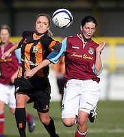 121014 West Ham Utd Ladies v Barnet Ladies
