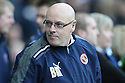 Reading manager Brian McDermott.Reading v Stevenage - FA Cup 3rd Round - Madejski Stadium,.Reading - 7th January, 2012.© Kevin Coleman 2012