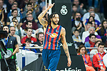 Pierria Henry during Real Madrid vs Kirolbet Baskonia game of Liga Endesa. 19 January 2020. (Alterphotos/Francis Gonzalez)