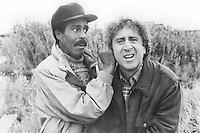 See No Evil, Hear No Evil (1989) <br /> Richard Pryor as Wallace 'Wally' Karue<br /> Gene Wilder as Dave Lyons <br /> *Filmstill - Editorial Use Only*<br /> CAP/PLF<br /> Supplied by Capital Pictures / MediaPunch