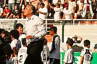 SÃO PAULO,SP,02 SETEMBRO 2012 - CAMPEONATO BRASILEIRO - CORINTHIANS x ATLETICO MG - Tite tecnico do Corinthians  antes da  partida Corinthians x Atletico MG válido pela 21º rodada do Campeonato Brasileiro no Estádio Paulo Machado de Carvalho (Pacaembu), na região oeste da capital paulista na tarde deste domingo (02).(FOTO: ALE VIANNA -BRAZIL PHOTO PRESS)