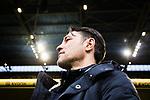 11.03.2018, Signal Iduna Park, Dortmund, GER, 1.FBL, Borussia Dortmund vs Eintracht Frankfurt, <br /> <br /> im Bild | picture shows:<br /> Nico Kovac (Trainer Eintracht Frankfurt) vor dem Spiel, <br /> <br /> <br /> Foto &copy; nordphoto / Rauch