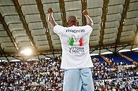 Roma 26/05/2013: Finale coppa Italia di Calcio tra Roma e Lazio. Coppa vinta dalla formazione della Lazio per 1 a 0 gola di Lulic. Michael Ciani Lazio. Foto Adamo Di Loreto/Buenavista*photo
