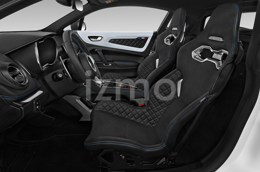 Front seat view of 2019 Alpine A110 Pure 2 Door Coupe Front Seat  car photos