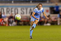 Bridgeview, IL - Saturday June 18, 2016: Courtney Raetzman during a regular season National Women's Soccer League (NWSL) match between the Chicago Red Stars and the Boston Breakers at Toyota Park.