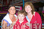 PARADE: Enjoying the Ballylongford Oyster Fancy Dress Parade on Friday in Ballylongford, Fiona Hanigan, Micheal and Ann Moriarty (Ballylongford)......