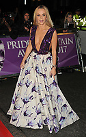 Amanda Holden at the Pride of Britain Awards 2017, Grosvenor House Hotel, Park Lane, London, England, UK, on Monday 30 October 2017.<br /> CAP/CAN<br /> &copy;CAN/Capital Pictures /MediaPunch ***NORTH AND SOUTH AMERICAS ONLY***