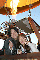 20120614 June 14 Hot Air Balloon Cairns