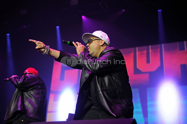LONDON, ENGLAND - SEPTEMBER 29: Mark Calderon of 'Color Me Badd' performing during 'I Love The 90's' at SSE Arena on September 29, 2017 in London, England.<br /> CAP/MAR<br /> &copy;MAR/Capital Pictures /MediaPunch ***NORTH AND SOUTH AMERICAS ONLY***