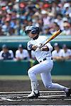 Taiki Sada (Mie),<br /> AUGUST 25, 2014 - Baseball :<br /> 96th National High School Baseball Championship Tournament final game between Mie 3-4 Osaka Toin at Koshien Stadium in Hyogo, Japan. (Photo by Katsuro Okazawa/AFLO)4() vs 1