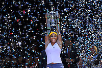 Serena Williams (USA) <br /> Istanbul 26/10/2013 <br /> Tennis Wta Masters <br /> Foto Virginie Bouyer / Panoramic / Insidefoto