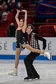 22nd March 2018, Milan, Italy; ISU World Figure Skating Championships Milano 2018;  Valentina Marchei and Ondrej Hotarek (Ita)