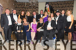 The O'Brien family enjoying the New Year's Eve Ball at the Fels Point Hotel on Wednesday
