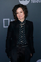 NEW YORK, NY - MAY 14: Sara Gilbert at the Walt Disney Television 2019 Upfront at Tavern on the Green in New York City on May 14, 2019. <br /> CAP/MPI99<br /> ©MPI99/Capital Pictures
