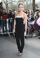 Gemma Merna arriving for the TRIC Awards 2014, at Grosvenor House Hotel, London. 11/03/2014 Picture by: Alexandra Glen / Featureflash