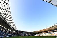 A general view of The KCOM Stadium home of Hull City<br /> <br /> Photographer Dave Howarth/CameraSport<br /> <br /> The EFL Sky Bet League One - Hull City v Crewe Alexandra - Saturday 19th September 2020 - KCOM Stadium - Kingston upon Hull<br /> <br /> World Copyright © 2020 CameraSport. All rights reserved. 43 Linden Ave. Countesthorpe. Leicester. England. LE8 5PG - Tel: +44 (0) 116 277 4147 - admin@camerasport.com - www.camerasport.com