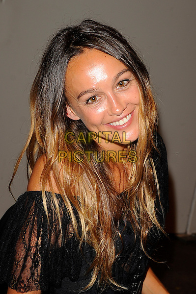 LONDON, ENGLAND - JULY 12: Sharni Vinson attending London Film and Comic Con 2014 at Earls Court on July 12, 2014 in London, England.<br /> CAP/MAR<br /> &copy; Martin Harris/Capital Pictures
